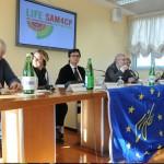 Presentazione del Progetto Life+ Sam4cp